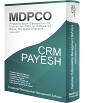 MDPCO PAYESH CRM Software,Customers Relationship Management Software